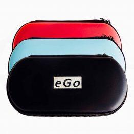 Väska till e-cigaretter (eGo) i olika färger
