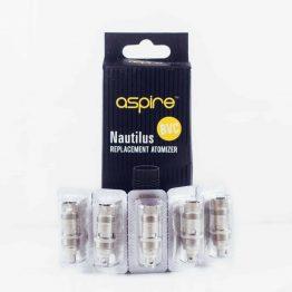 Nautilus Coils Replacement Atomizer BVC (Förbrännare)