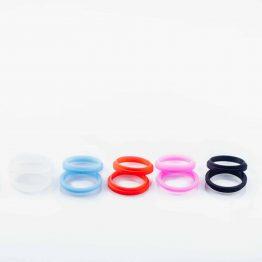 Kangertech Subtank Nano o-ringar i olika färger