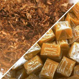 Yaeliq Butterscotch Tobacco (E-juice / Vätska / E-liquid)
