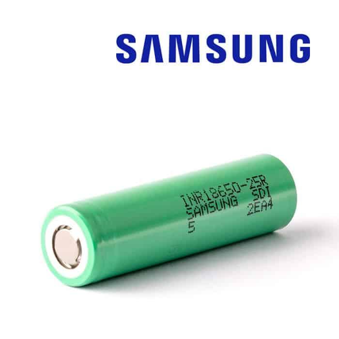 Samsung INR 25R 18650