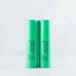 Samsung INR 18650 25R Batteri