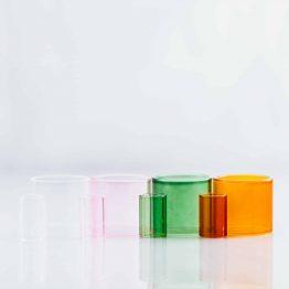 Goblin mini glas reserv färger