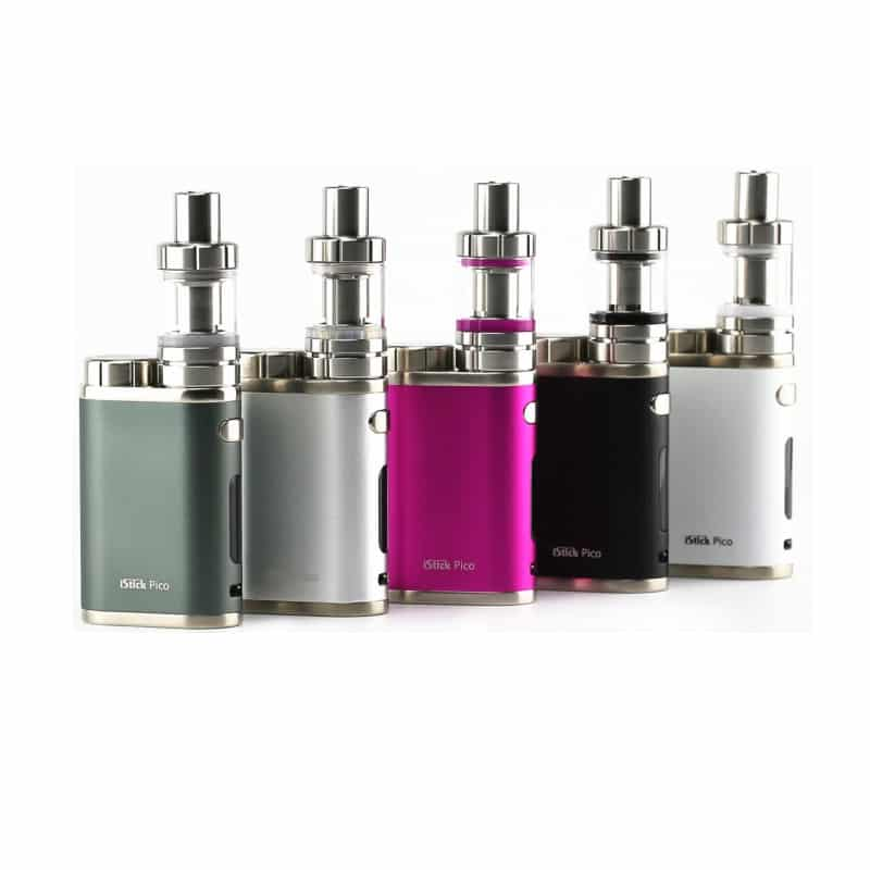 how to change istick pico coil