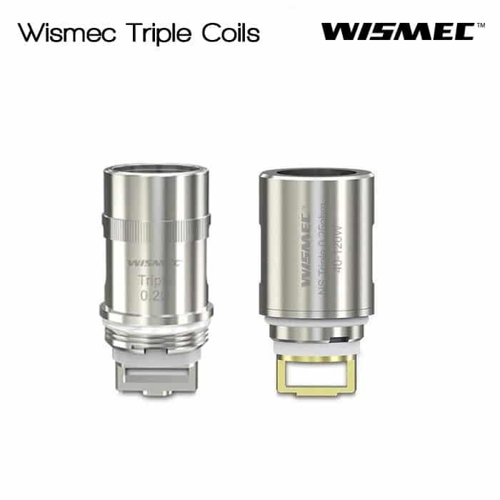 Wismec Triple Coils