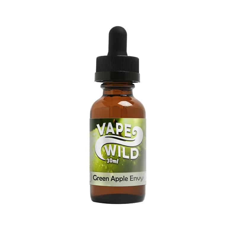 Vape Wild - Green Apple Envy 30 ml