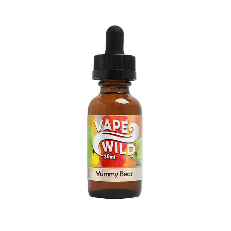 Vape Wild - Yummy Bear 30 ml