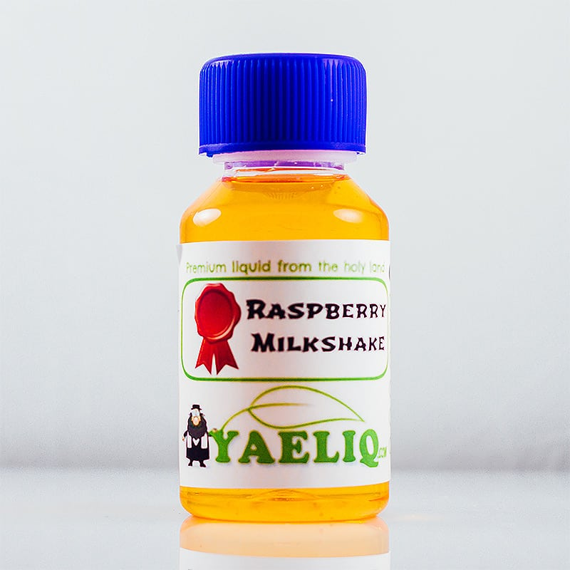 Yaeliq - Raspberry Milkshake 100 ml