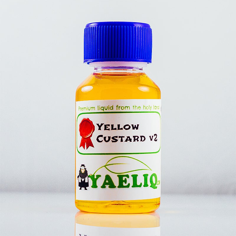 Yaeliq - Yellow Custard 100 ml