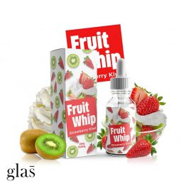 Fruit Whip - Strawberry Kiwi 60 ml by Glas