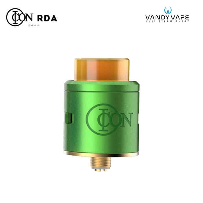 Vandy Vape ICON RDA Green Grön