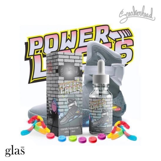 Sneakerhead Power Laces E-juice
