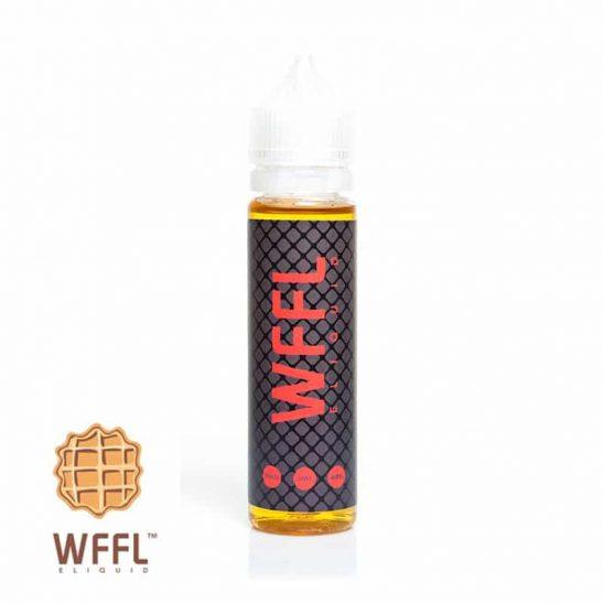 WFFL Strawberries & Cream 60 ml E-juice