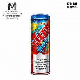 Fizzy Bull TPD 6x 10 ml E-juice