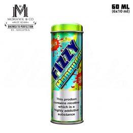 Fizzy Honeydew TPD 6x 10 ml E-juice