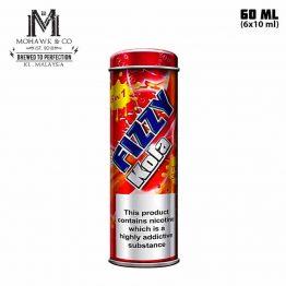 Fizzy Kola TPD 6x 10 ml E-juice