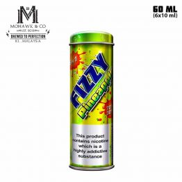 Fizzy Pineapple TPD 6x 10 ml E-juice