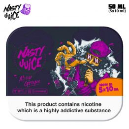 Nasty Juice ASAP Grape TPD 5x10 ml e-juice