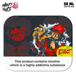 Nasty Juice Bad Blood TPD 5x10 ml e-juice