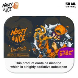 Nasty Juice Devil Teeth TPD 5x10 ml e-juice