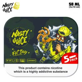 Nasty Juice Fat Boy TPD 5x10 ml e-juice