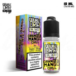 Double Drip Orange Mango Chill 10 ml TPD
