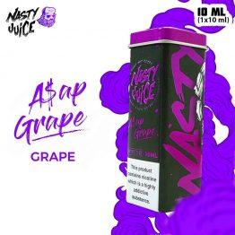 Nasty Juice 10 ml ASAP Grape