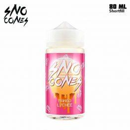 Sno Cones Mango Lychee 80 ml Shortfill