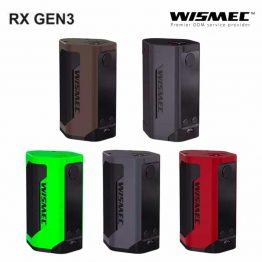 Wismec RX GEN3