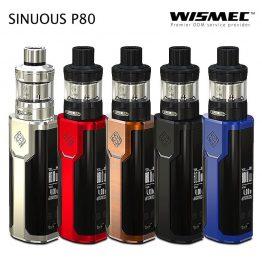 Wismec Sinuous P80