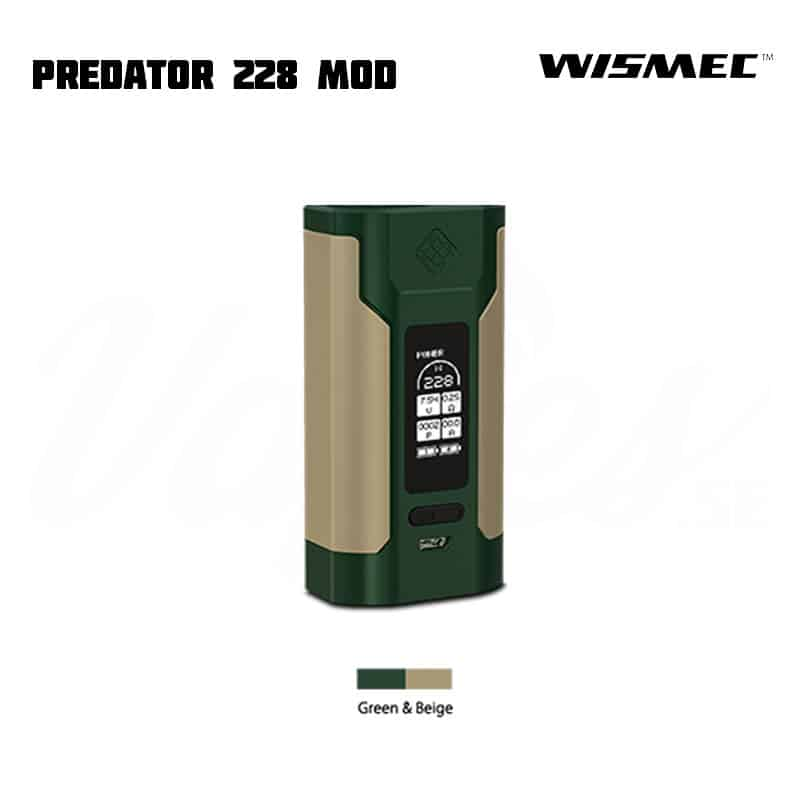 wismec-predator-228_green-beige