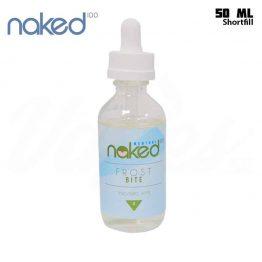 Naked 50 ml Shortfill Frost Bite