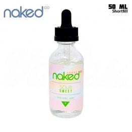 Naked 50 ml Shortfill Sour Sweet