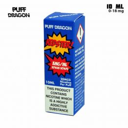 Puff Dragon 10 ml Redster