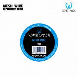 Vandy Vape MESH Wire Ni80