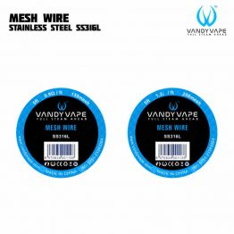 Vandy Vape MESH Wire SS316L