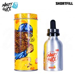Nasty Juice Cush Man Shortfill