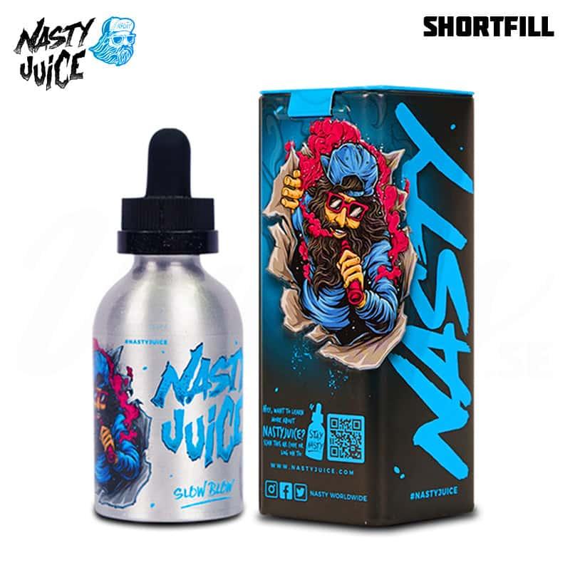 Nasty Juice Slow Blow Shortfill