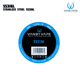 Vandy Vape Stainless Steel SS Wire