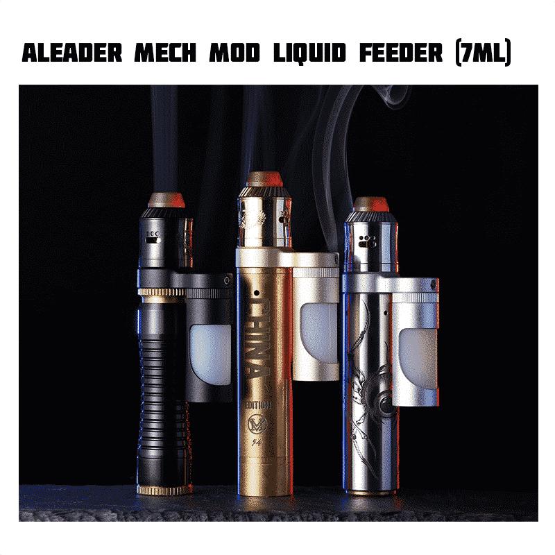 3 colors Aleader Mech Mod