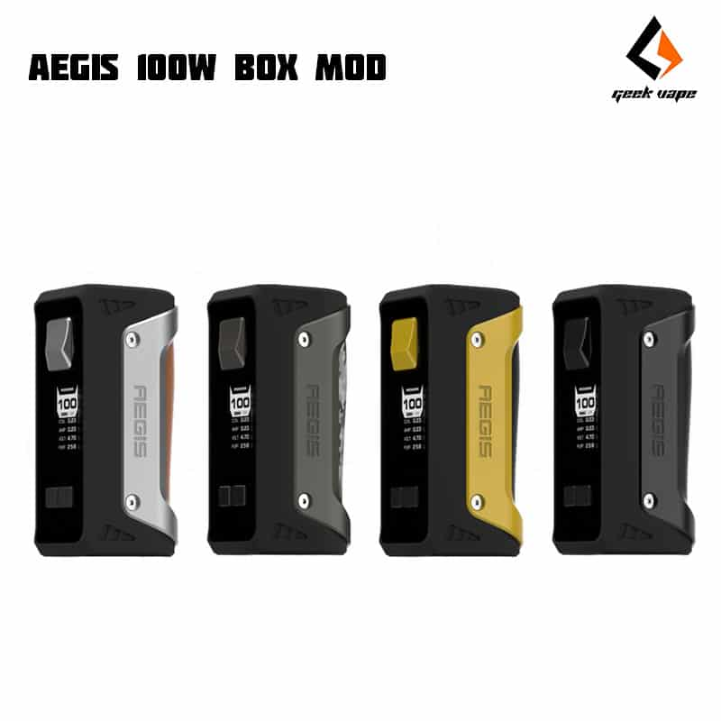 Geekvape Aegis 100W Mod