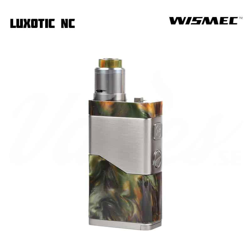 Wismec Luxotic NC Green