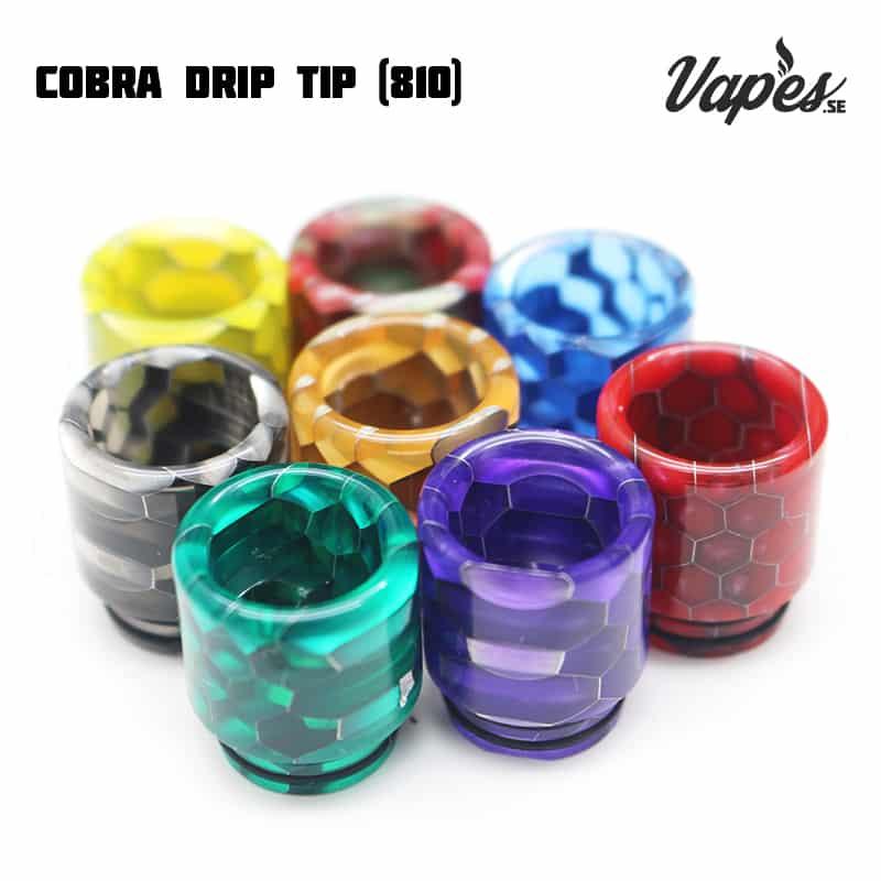 cobra drip tip (810