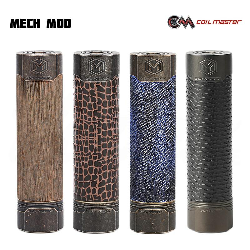 Coil Master Mech Mod