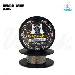 Kendo Wire SS316 24GA