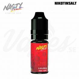 Nasty Juice Salt 10 ml Nicsalt Bad Blood