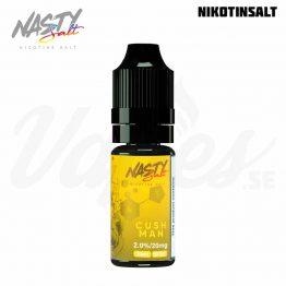 Nasty Juice Salt 10 ml Nicsalt Cush Man