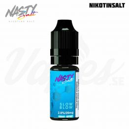 Nasty Juice Salt 10 ml Nicsalt Slow Blow
