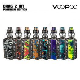 VOOPOO Drag 2 Kit Platinum Edition