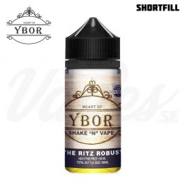 Heart of Ybor - The Ritz Robust (50 ml, Shortfill)